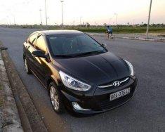 Bán xe Hyundai Accent Blue 1.4AT đời 2015, màu đen còn mới, giá chỉ 480 triệu giá 480 triệu tại Hà Nội