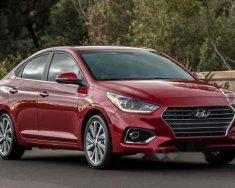 Bán xe Hyundai Accent sản xuất năm 2018, màu đỏ, 480tr giá 480 triệu tại Tp.HCM