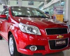 Cần bán Chevrolet Aveo năm sản xuất 2018, màu đỏ, giá tốt giá 389 triệu tại Đồng Nai