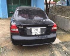 Bán xe Daewoo Nubira SX 2003, màu đen giá 78 triệu tại Hà Nội