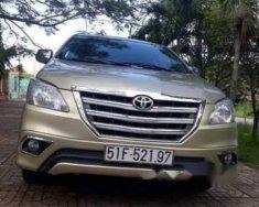 Cần bán xe Toyota Innova sản xuất năm 2008 giá 329 triệu tại Tp.HCM