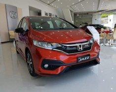 Bán xe Honda Jazz sản xuất năm 2018, màu đỏ, 544tr giá 544 triệu tại Tp.HCM