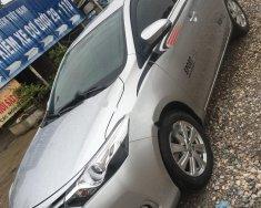 Chính chủ bán Toyota Vios đời 2015, màu bạc giá 495 triệu tại Hà Nội
