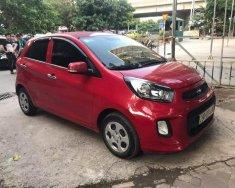 Kia Morning 2015, màu đỏ, xe nhập Hàn giá 295 triệu tại Hà Nội
