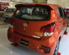 Bán Toyota Wigo đời 2018, nhập khẩu, màu cam giá 405 triệu tại Tp.HCM