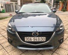 Bán Mazda 3 1.5 AT đời 2015, màu xanh lam  giá 596 triệu tại Hà Nội
