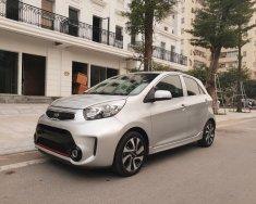 Cần bán Kia Morning sản xuất năm 2017, màu bạc, giá tốt giá 365 triệu tại Hà Nội
