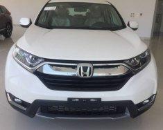 Giao ngay xe Honda CR V 1.5 turbo 7 chỗ bản E đời 2018, màu trắng, xe nhập khẩu Thái Lan giá 973 triệu tại Vĩnh Phúc