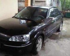 Cần bán gấp Ford Laser Ghia 1.8 MT năm 2003, màu đen, giá tốt  giá 192 triệu tại Nam Định