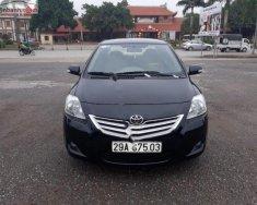 Bán Toyota Vios 1.5 MT đời 2010, màu đen, máy êm giá 280 triệu tại Hà Nội
