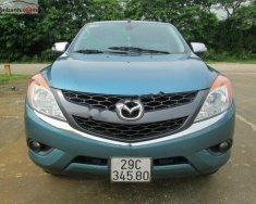 Bán Mazda BT 50 3.2L 4x4 AT đời 2013, màu xanh lam, nhập khẩu giá 468 triệu tại Thanh Hóa