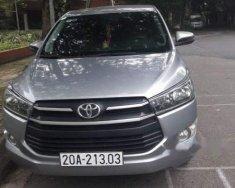 Cần bán lại xe Toyota Innova đời 2017, màu bạc, giá tốt giá 720 triệu tại Thái Nguyên