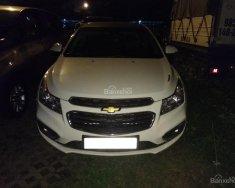 Ngân hàng bán đấu giá xe Chevrolet Cruze LT 1.6MT đời 2017, màu trắng giá 390 triệu tại Hà Nội