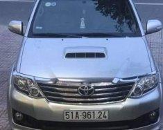 Bán Toyota Fortuner đời 2014, màu bạc giá 825 triệu tại Tiền Giang