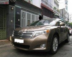 Cần bán lại xe Toyota Venza AT đời 2010, màu nâu, nhập khẩu nguyên chiếc   giá 770 triệu tại Tp.HCM