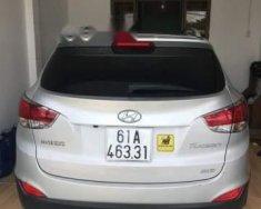 Cần bán xe Hyundai Tucson năm 2011, màu bạc, nhập khẩu nguyên chiếc giá 570 triệu tại Bình Dương