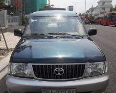 Gia đình bán xe Toyota Zace đời 2003, màu xanh dưa giá 195 triệu tại Tp.HCM