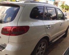 Xe cũ Hyundai Santa Fe 2008, màu trắng, nhập khẩu giá 595 triệu tại Hà Nội