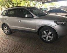 Bán xe cũ Hyundai Santa Fe MT đời 2009, màu bạc giá 420 triệu tại Nghệ An