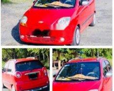 Bán ô tô Chevrolet Spark đời 2009, màu đỏ, giá tốt giá 170 triệu tại Tp.HCM