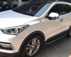 Cần bán Hyundai Santa Fe đời 2016, màu trắng giá 1 tỷ 80 tr tại Hà Nội