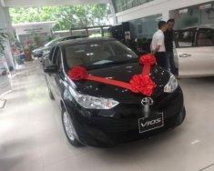 Bán ô tô Toyota Vios E MT đời 2019, màu đen, giá tốt giá 531 triệu tại Hà Nội