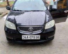 Bán xe cũ Toyota Vios năm 2003, màu đen, giá chỉ 178 triệu giá 178 triệu tại Thái Bình