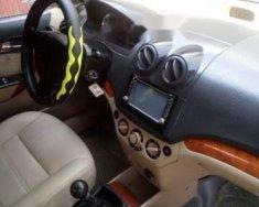 Bán xe Daewoo Gentra đời 2011, màu đen giá 185 triệu tại Hà Nội