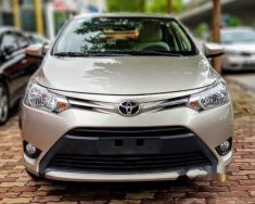 Bán ô tô Toyota Vios E sản xuất năm 2016, màu ghi vàng  giá 585 triệu tại Hà Nội