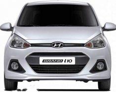 Bán Hyundai Grand i10 đời 2018, màu bạc giá Giá thỏa thuận tại Tp.HCM