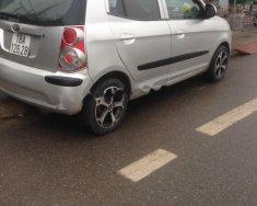 Cần bán lại xe Kia Morning đời 2008, màu bạc giá 150 triệu tại Nam Định