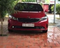 Bán Kia Cerato 1.6AT năm sản xuất 2018, màu đỏ chính chủ giá cạnh tranh giá 620 triệu tại Tp.HCM