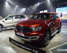 Cần bán Ford Everest năm sản xuất 2018, màu đỏ giá 1 tỷ 177 tr tại Hà Nội