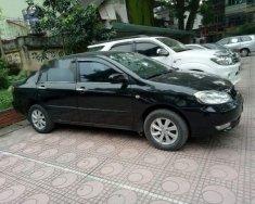 Bán Toyota Corolla Altis sản xuất năm 2003, màu đen, giá 290tr giá 290 triệu tại Hà Nội