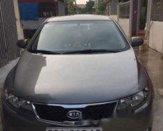 Cần bán gấp Kia Cerato đời 2010, màu xám    giá 398 triệu tại Hà Nội