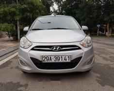 Chính chủ bán Hyundai Grand i10 2012, màu bạc, nhập khẩu giá 228 triệu tại Hà Nội
