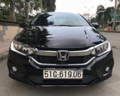 Cần bán Honda City 1.5 AT TOP đời 2018, màu đen giá cạnh tranh giá 615 triệu tại Tp.HCM