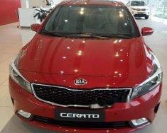 Cần bán xe Kia Cerato 1.6 AT 2018, màu đỏ, giá 589tr giá 589 triệu tại Tp.HCM