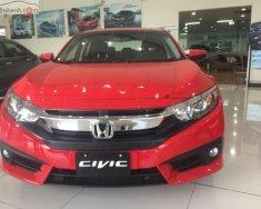 Bán xe Honda Civic 1.8 E 2018, màu đỏ, nhập khẩu nguyên chiếc giá 753 triệu tại Tp.HCM