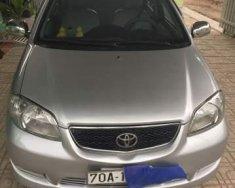 Bán Toyota Vios năm 2003, màu bạc  giá 198 triệu tại Tây Ninh