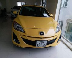 Cần bán Mazda 3 đời 2011, màu vàng, xe nhập giá 435 triệu tại Hà Nội