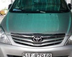 Chính chủ bán Toyota Innova đời 2010, màu bạc giá 398 triệu tại Tp.HCM