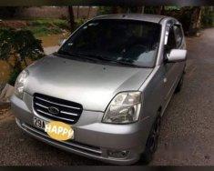 Chính chủ bán xe Kia Morning 2007, màu bạc, nhập khẩu giá 135 triệu tại Bắc Giang