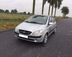 Chính chủ bán xe Hyundai Getz sản xuất 2010, màu bạc, nhập khẩu giá 178 triệu tại Bắc Giang