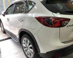 Chính chủ bán Mazda CX 5 sản xuất 2015, màu trắng giá 790 triệu tại Tp.HCM