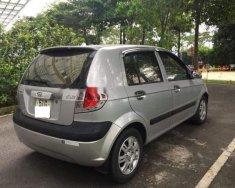 Bán Hyundai Getz 2009, màu bạc, nhập khẩu Hàn Quốc giá 245 triệu tại Tp.HCM
