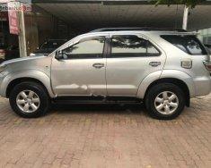 Bán xe cũ Toyota Fortuner sản xuất 2011, màu bạc số sàn, 680tr giá 680 triệu tại Hà Nội