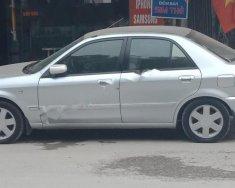 Cần bán xe Ford Laser Delu 1.6 MT sản xuất năm 2002, màu bạc giá 142 triệu tại Hải Phòng