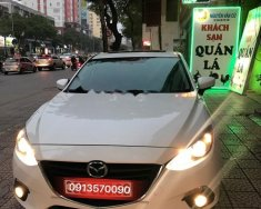 Bán xe cũ Mazda 3 1.5AT sản xuất năm 2016, màu trắng giá 638 triệu tại Hà Nội