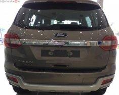 Cần bán xe Ford Everest Titanium 2.0L 4x2 AT 2018, màu vàng, nhập khẩu giá 1 tỷ 177 tr tại Hà Nội